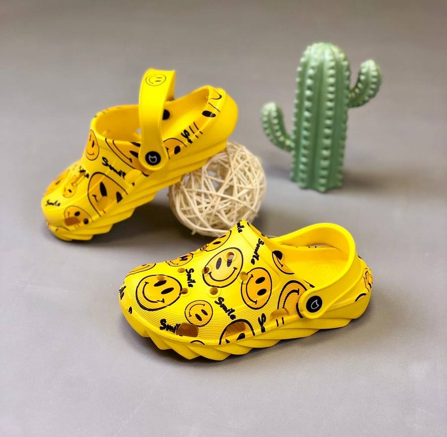 Пляжная обувь «смайл» КОТОФЕЙ