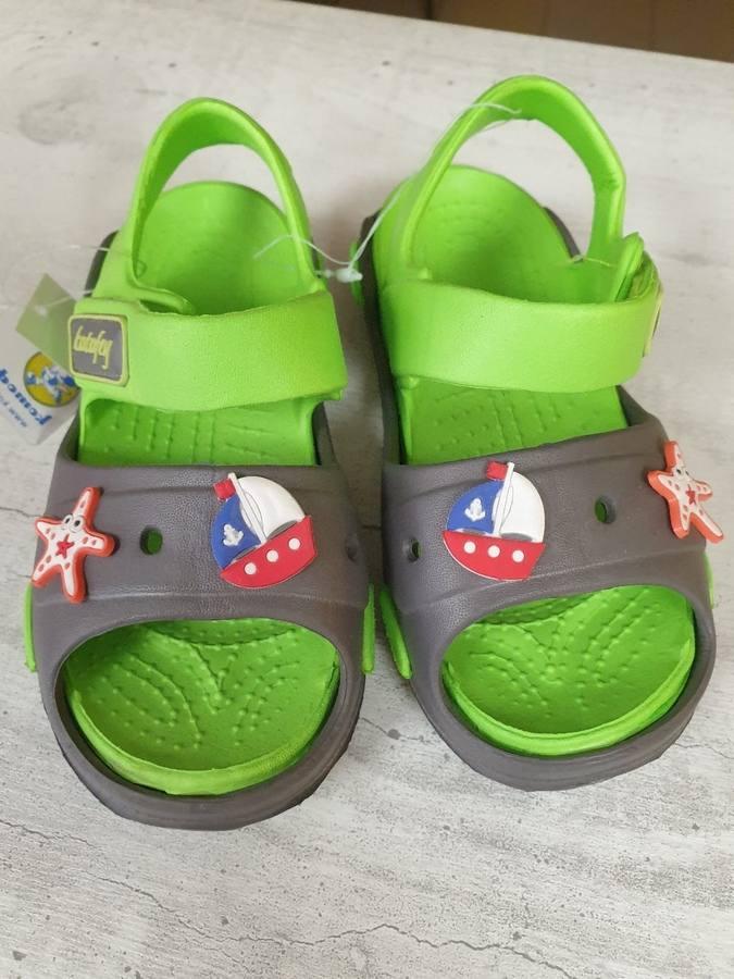 Пляжная обувь NO NAME