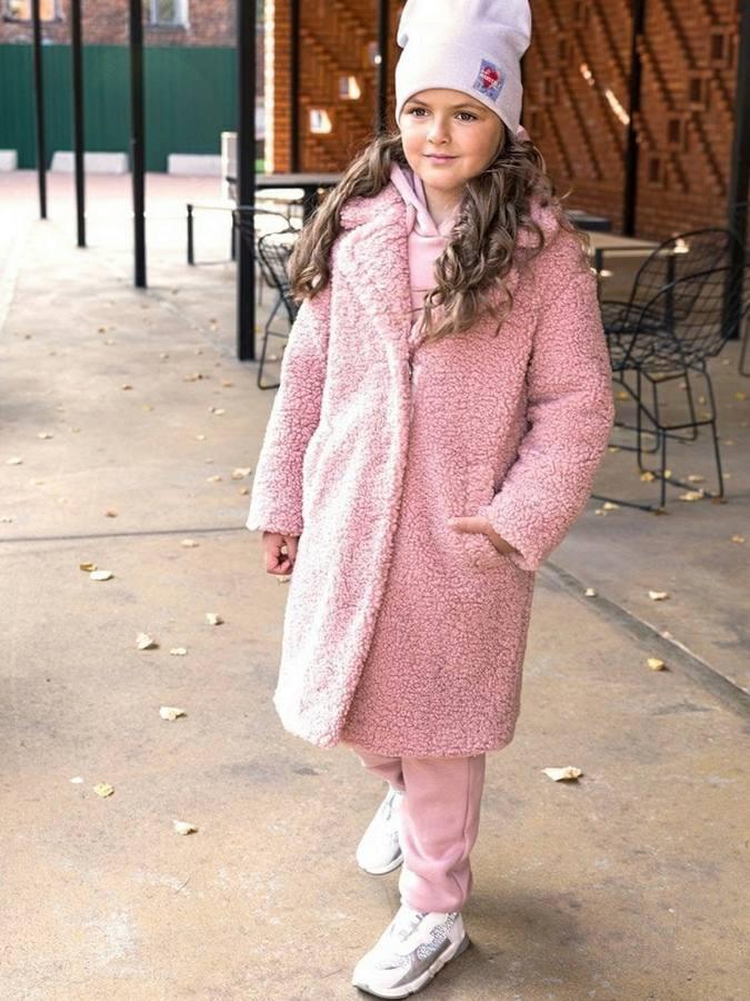 Пальто для девочки NIKASTYLE