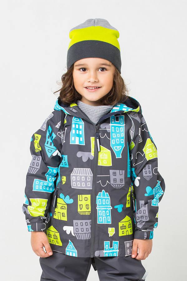 Ветровочная куртка для мальчика CROCKID