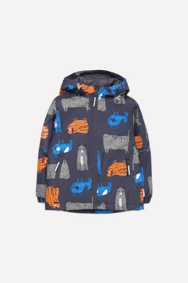 Куртка для мальчика CROCKID