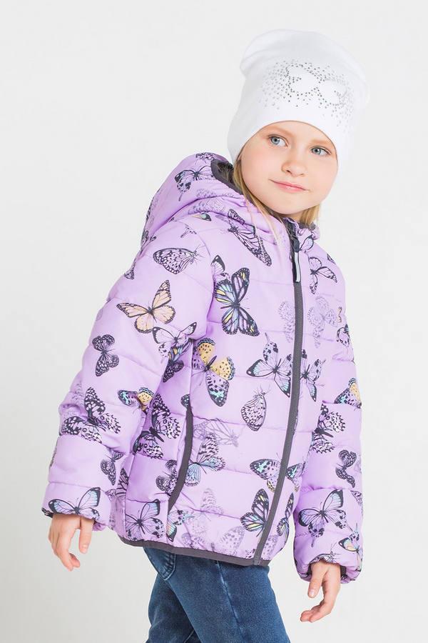 Демисезонная куртка для девочки CROCKID