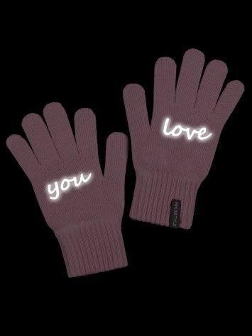 Перчатки для девочки NIKASTYLE