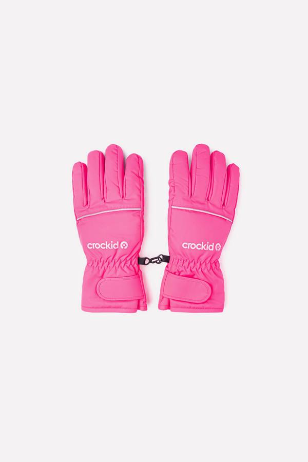 Перчатки для девочки CROCKID