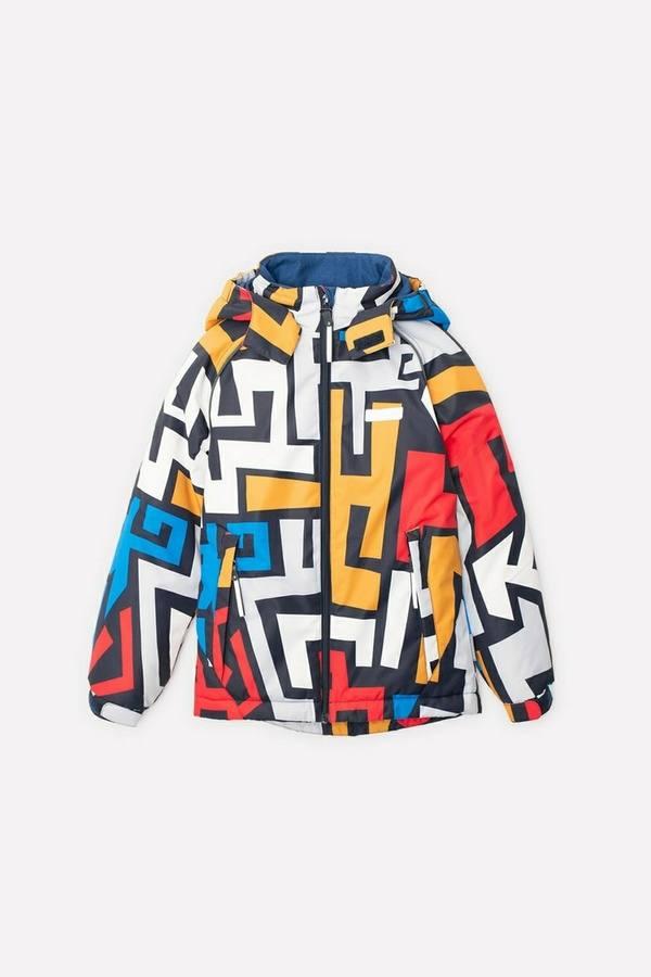 Куртка для мальчиков CROCKID