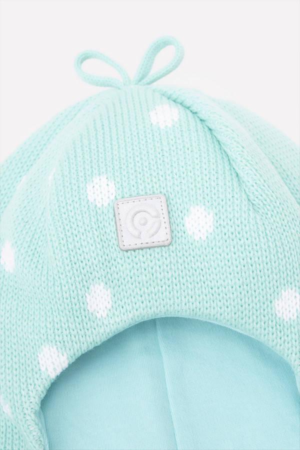 Шапка-шлем для девочки CROCKID