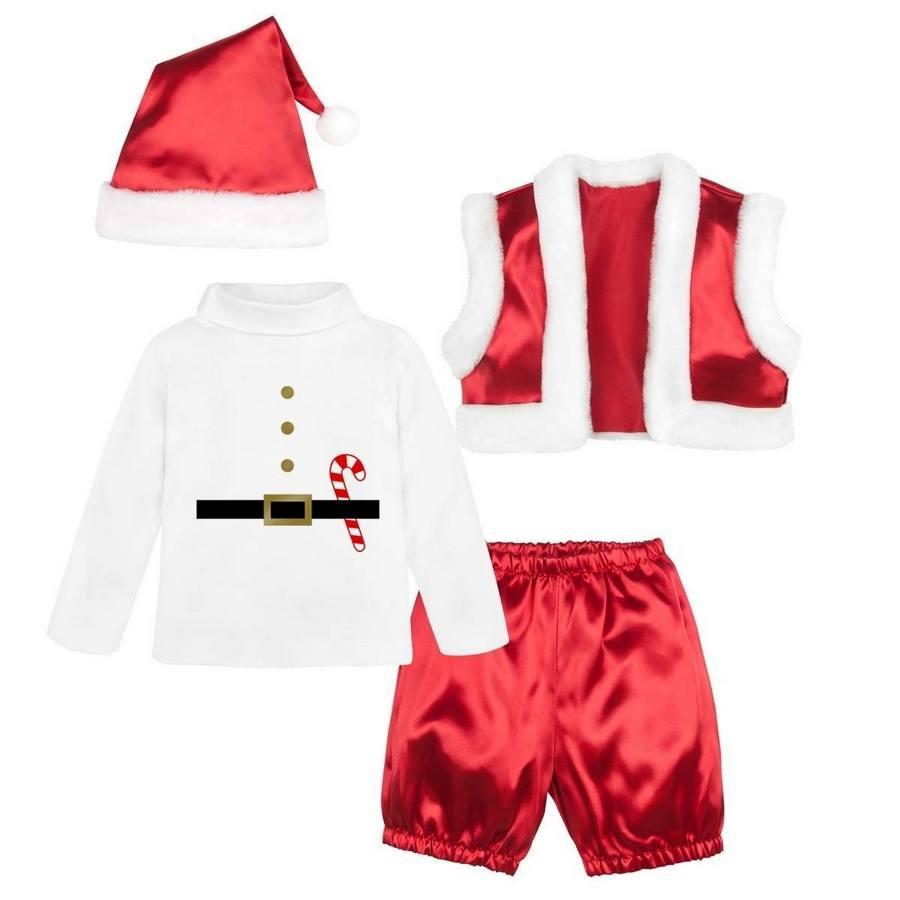 Костюм «Santa boy» EVGAKIDS