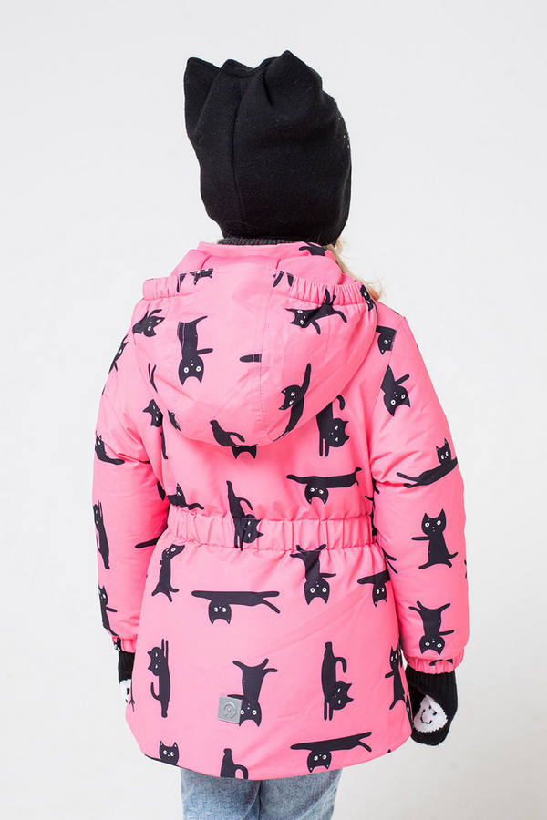 Куртка для девочки CROCKID