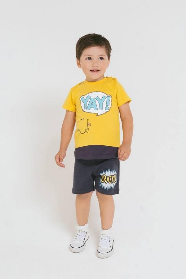 Комплект (футболка+шорты) CROCKID