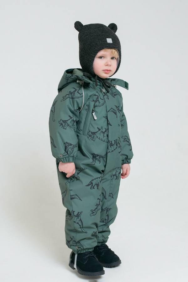 Зимний комбинезон для мальчика CROCKID