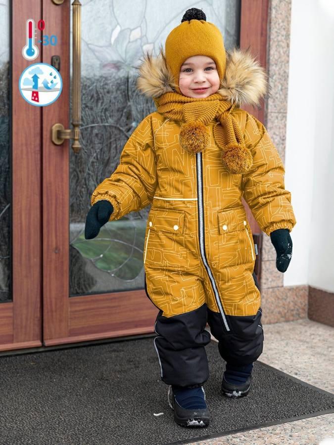 Зимний комбинезон NIKASTYLE